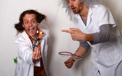 Cumpleaños Científico o la Magia de la Ciencia