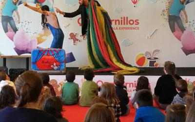 ¿Quiénes son los animadores infantiles de El Mundo de Elmer?